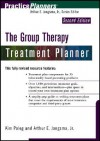 The Group Therapy Treatment Planner (PracticePlanners) - Kim Paleg, Arthur E. Jongsma Jr.