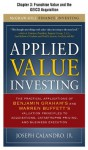 Applied Value Investing, Chapter 3: Franchise Value and the GEICO Acquisition (McGraw-Hill Finance & Investing) - Joseph Calandro Jr.