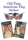 Old-Time American Flag Stickers - Carol Belanger Grafton