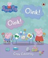 Peppa Pig Copy Colouring - Neville Astley, Mark Baker