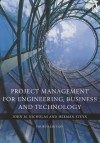 Project Management for Engineering, Business and Technology - John M. Nicholas