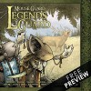 Mouse Guard: Legends of the Guard - Preview (Mouse Guard: Legends of the Guard Vol. 1) - David Petersen, David Petersen