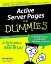 Active Server Pages 2.0 for Dummies [With CDROM] - Bill Hatfield