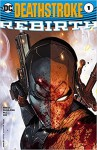 Deathstroke Rebirth #1 - Christopher Priest