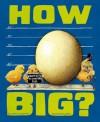 How Big?: Wacky Ways to Compare Size (Wacky Comparisons) - Jessica Gunderson, Keino