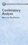 Combinatory Analysis - Percy Alexander MacMahon