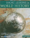 Short Lessons in World History - E. Richard Churchill, Linda R. Churchill