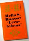 'Leestekens' - Hella S. Haasse