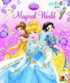 Poingo Storybook: Disney Princess Magical World - Publications Editorial Staff