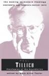 Paul Tillich (Making of Modern Theology) - Paul Tillich