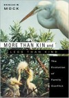 More than Kin and Less than Kind: The Evolution of Family Conflict - Douglas Mock