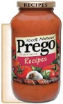 Prego Recipes - PIL