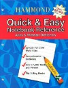 Quick & Easy Notebk Ref (Atlas - Hammond World Atlas Corporation