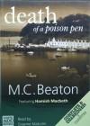 Death of a Poison Pen - Graeme Malcolm, M.C. Beaton
