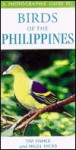 Birds of the Philippines (A Photographic Guide) - Tim Fisher, Nigel Hicks