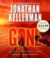 Gone: An Alex Delaware Novel - Jonathan Kellerman, John Rubinstein