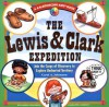 The Lewis & Clark Expedition: Join the Corps of Discovery to Explore Uncharted Territory (Kaleidoscope Kids Book) - Carol A. Johmann, Michael Kline