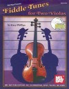 Mel Bay Fiddle Tunes for Two Violas Book/Cd Set - Stacy Phillips
