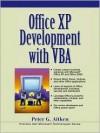 Office XP Development with VBA - Peter G. Aitken