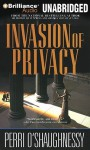 Invasion of Privacy - Perri O'Shaughnessy