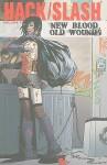 Hack/Slash Volume 7: New Blood Old Wounds - Tim Seeley, Dan Parent, Bryan Baugh