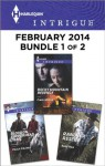 Harlequin Intrigue February 2014 - Bundle 1 of 2: Blood on Copperhead TrailRocky Mountain RevengeRancher Rescue - Paula Graves, Cindi Myers, Barb Han