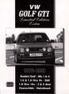 VW Golf GTI 1976-1991 -Limited Edition Extra - R.M. Clarke