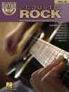 Acoustic Rock: Guitar Play-Along Volume 18 - Hal Leonard Publishing Company