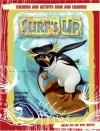 Surf's Up: Coloring and Activity Book and Crayons [With 4 Jumbo Crayons] - Lisa Rao, Tom Morgan, Joe F. Merkel, John Sazaklis