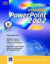 Essentials: PowerPoint 2002 Level 1 (Color Edition) - Linda Bird