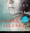 Maya's Notebook Low Price CD - Maria Cabezas, Isabel Allende