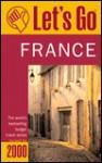 Let's Go France 2000 - Let's Go Inc.