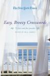 Easy, Breezy Crosswords - Will Shortz