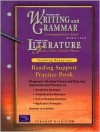 Reading Support Practice Book Bronze Level Teaching Resources (Writing and Grammar /Literature Timeless Voices, Timeless Themes) - Prentice Hall Publishing