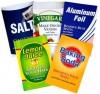 Amazing Uses for Household Products, 5-Book Library: Aluminum Foil, Baking Soda, Lemon Juice, Salt, Vinegar - Publications International Ltd.