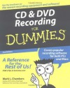 CD and DVD Recording For Dummies - Mark L. Chambers