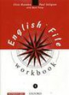 English File 1. Work Book (without key) - Clive Oxenden