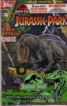 Jurassic Park #3 (Special Collectors Edition, $2.95 Cover Price.) With Trading Cards - Walter Simonson, Gil Kane