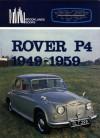 Rover P4 1949-1959 - R.M. Clarke