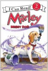 Marley: Messy Dog: I Can Read Level 2 (I Can Read Book 2) - John Grogan, Richard Cowdrey