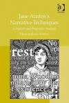 Jane Austen's Narrative Techniques: A Stylistic and Pragmatic Analysis - Massimiliano Morini
