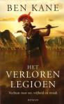 Het verloren legioen (Het verloren legioen, #1) - Ben Kane, Hanneke Nutbey