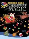 3-D Sticker Book--Christmas Magic - John Kurtz