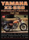 Yamaha XS-650 1969-1985: Performance Portfolio - R.M. Clarke