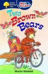 Two Brown Bears (Dingles Leveled Readers) - Martin Waddell, Steve Lavis