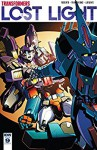 Transformers: Lost Light #9 - James Roberts, Priscilla Tramontano