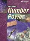 Number Power: Pre-Algebra - Robert Mitchell