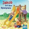 Jakob Auf Dem Spielplatzmit Lustigen Klappen - Peter Friedl