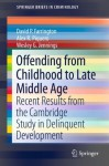Offending from Childhood to Late Middle Age: Recent Results from the Cambridge Study in Delinquent Development (SpringerBriefs in Criminology) - David Farrington, Alex R. Piquero, Wesley G. Jennings