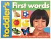 Toddler's First Words - Roger Priddy, Richard Brown